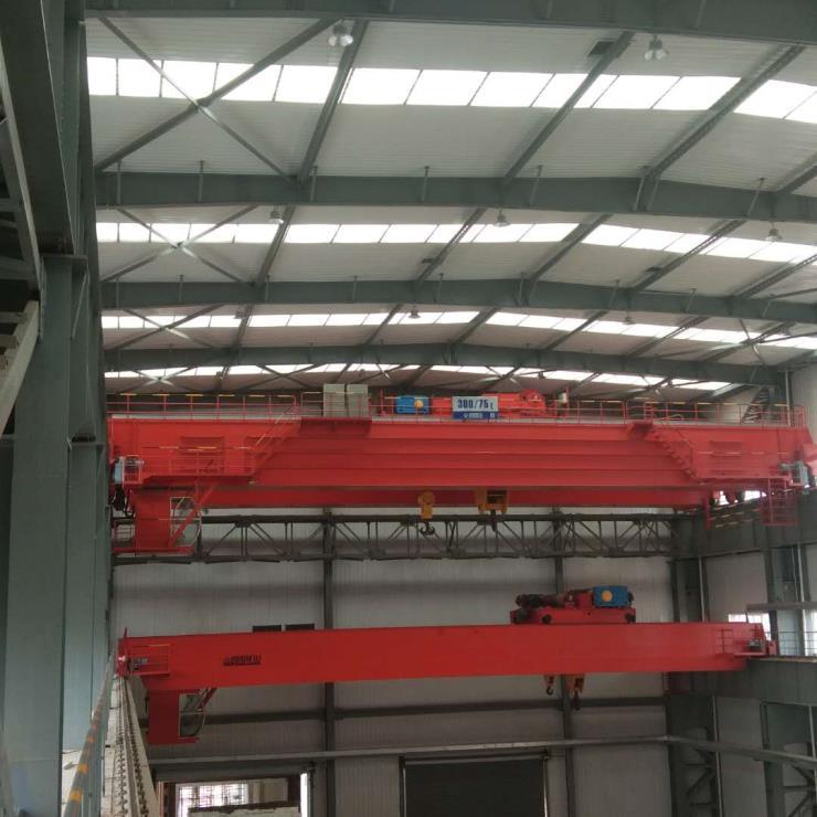 【河南省礦山】60噸5噸曲線軌道電動葫蘆銷售商