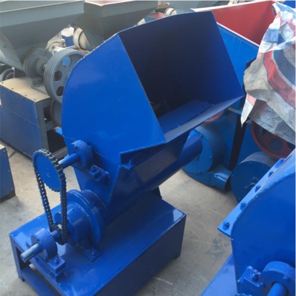 柴油动力泡沫垫板粉碎化坨机厂家直销