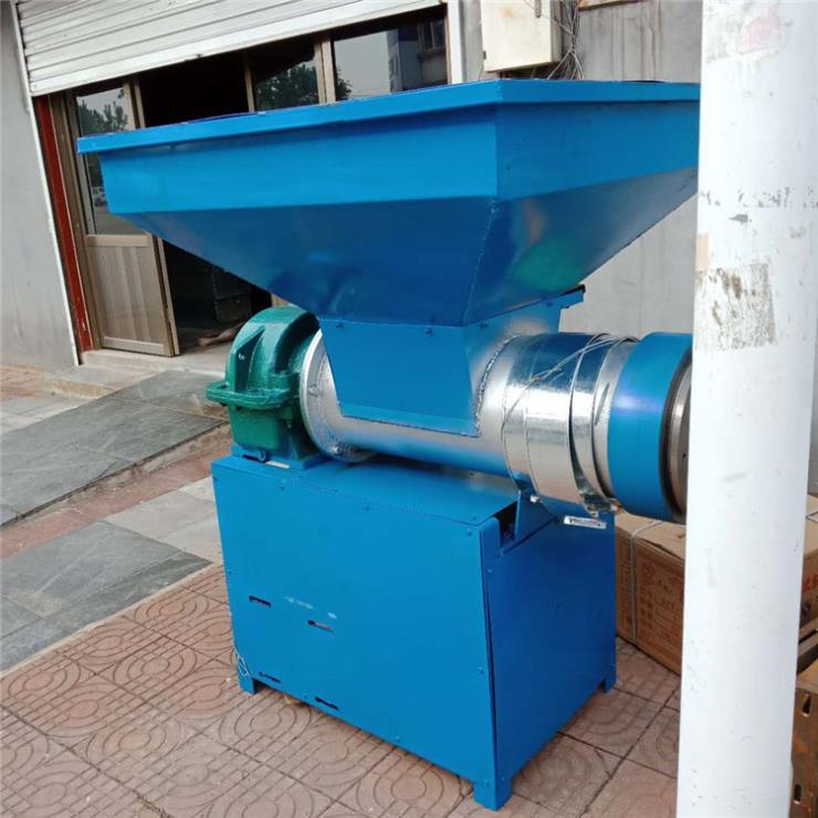 聊城厂家定制废旧泡沫加热融化化坨机