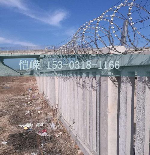 晋中铁路防护栅栏生产厂家--安装教程