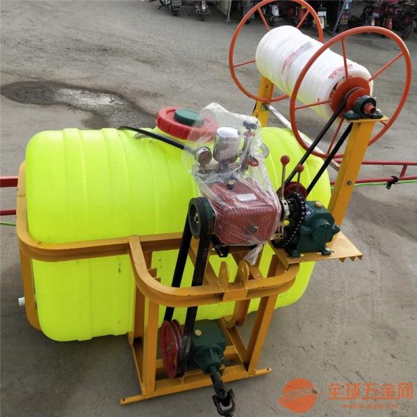 金华麦田杀虫喷雾器 汽油自走式打药机