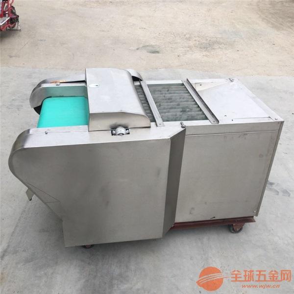 廊坊不锈钢型海带切丝机多功能水果茄子切片机