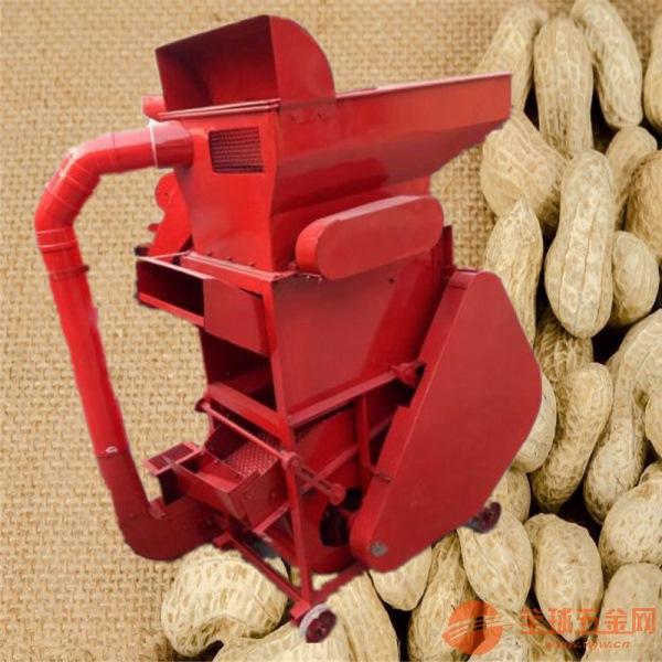江门花生剥壳机大型花生果壳分离设备