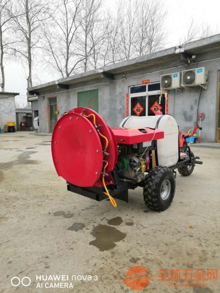 镇江手提式汽油喷雾器农业用打药机