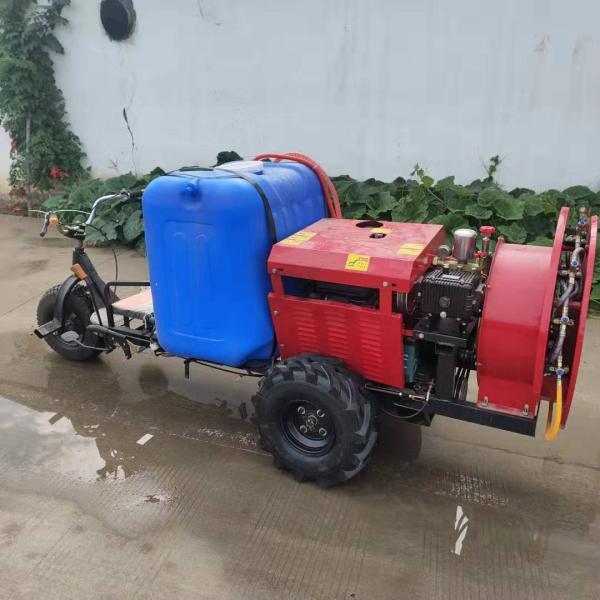 泰安大棚果园农田打药机手推式喷雾机