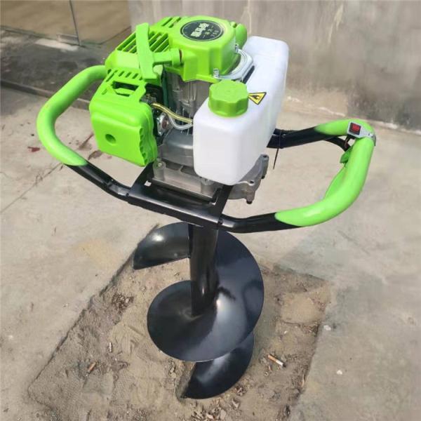 南寧苗木移植打眼機 公路專用電線桿栽種機