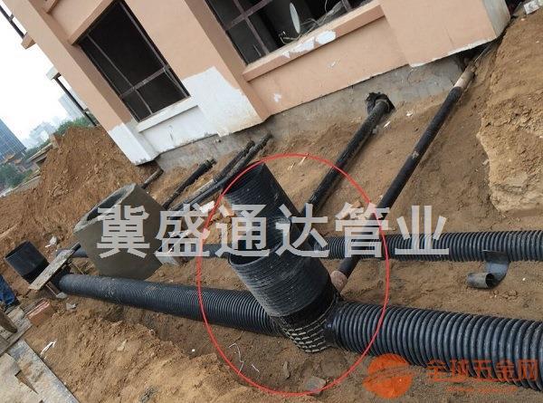 山西塑料检查井有太原塑料三通井吕梁塑料起始井