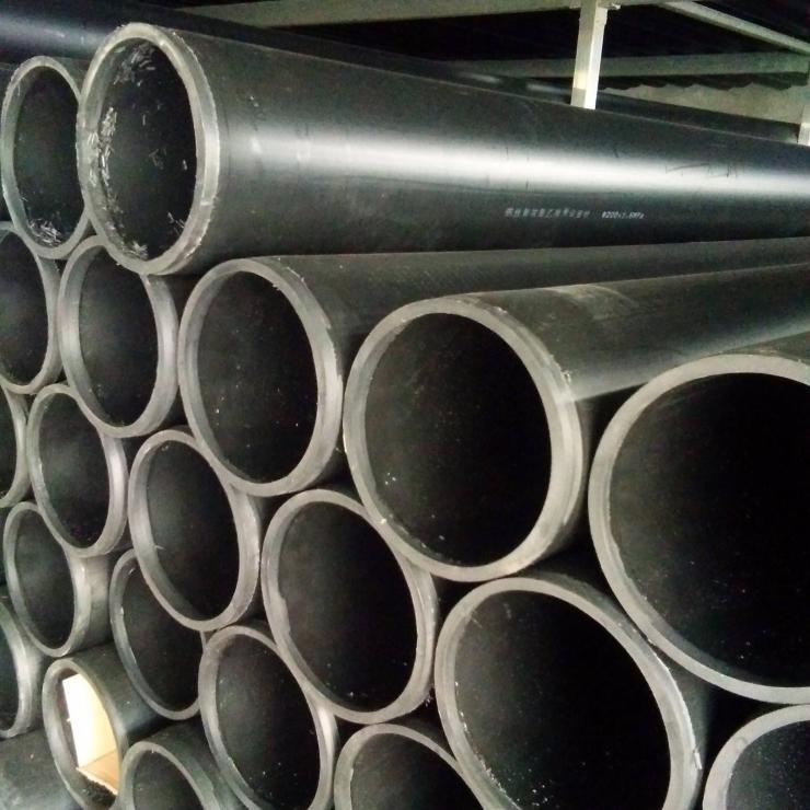 太原复合pe管钢丝网骨架pe管材电熔管件