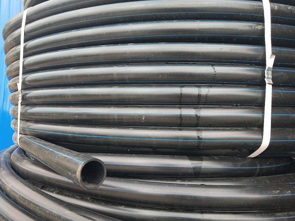 太原穿线塑料管pe管50和63