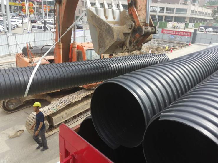 太原鋼帶管是有鋼板的波紋管