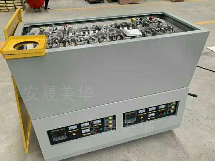 林西1200℃高温加热真空电炉