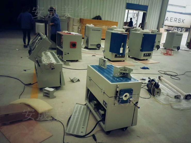 管式氣氛爐-蘇州1000度箱式馬弗電爐