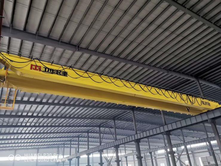【卫华集团】:10吨BB型墙壁吊样式多
