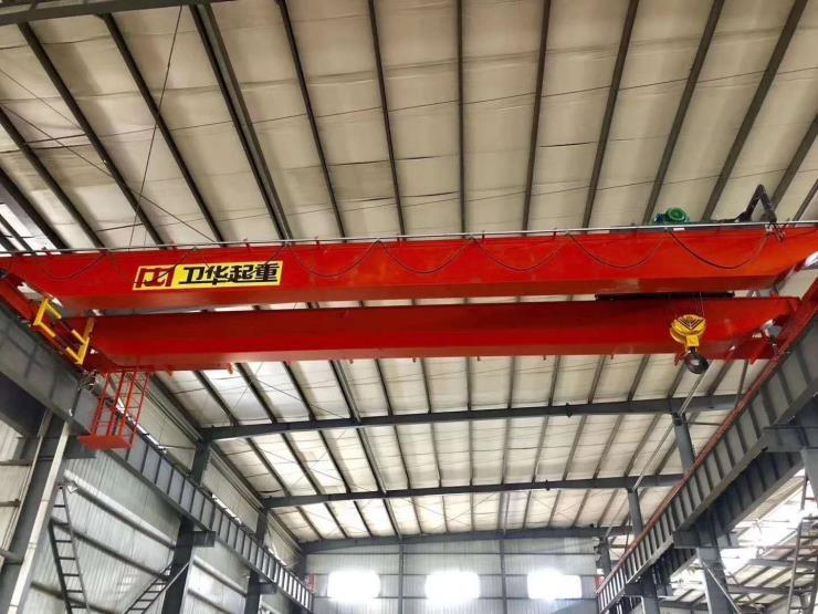龙州县【卫华】63吨桥式起重机