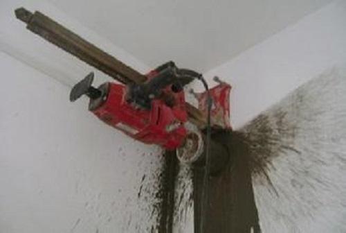 太原张家巷墙体打孔工程打孔楼板打孔大理石打孔