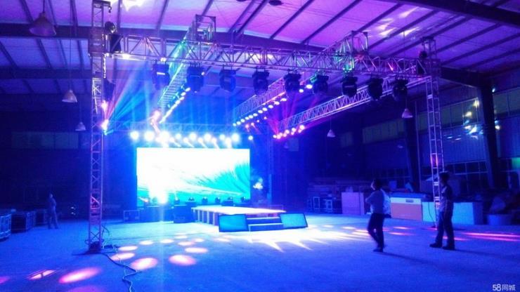 长沙长沙舞台背板搭建 活动搭建 展览地台出租