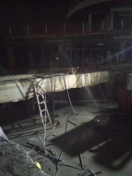 遵义支撑梁切割、支撑梁拆除、建筑物拆除工程承包