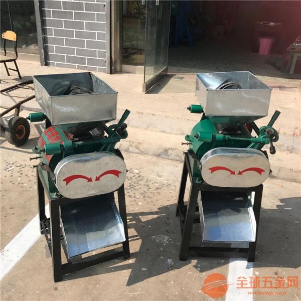 柳州小型破碎机一台小型对棍破碎机厂商出售