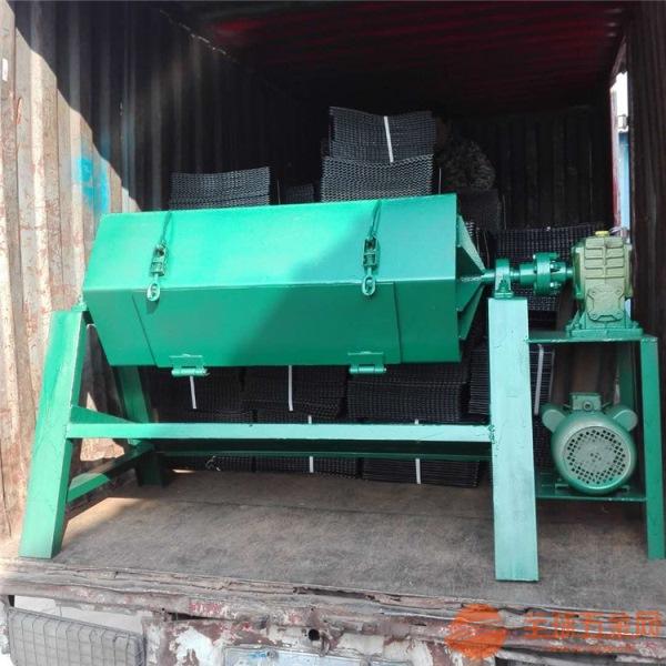 唐山氧化鐵皮耐磨件除銹機廢鐵去油污機