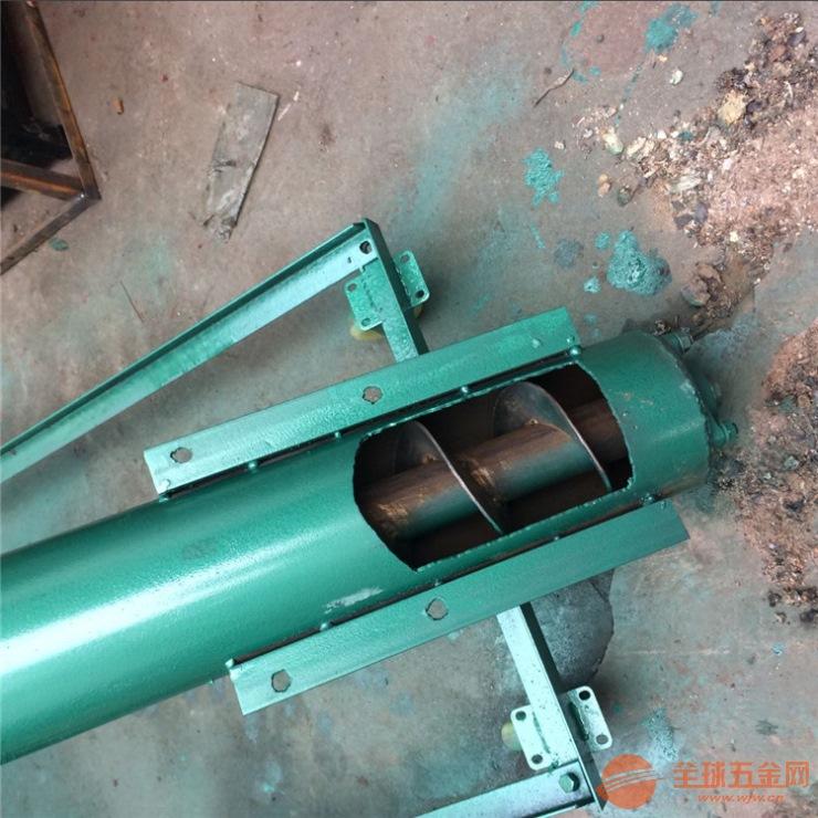 望谟县不锈钢螺旋提升机电动绞龙输送机