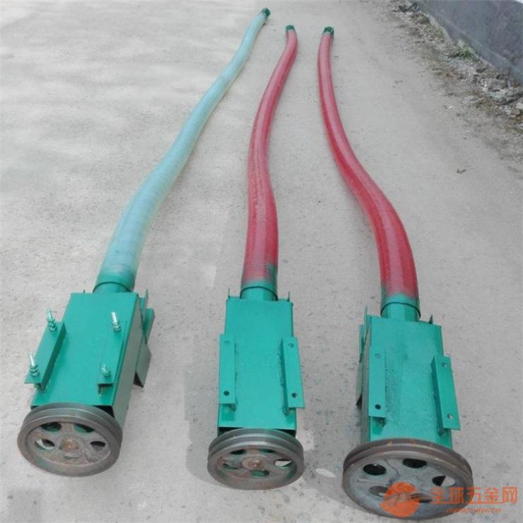 扬州车载吸粮机管式螺旋输送机 粮食上料机 优惠