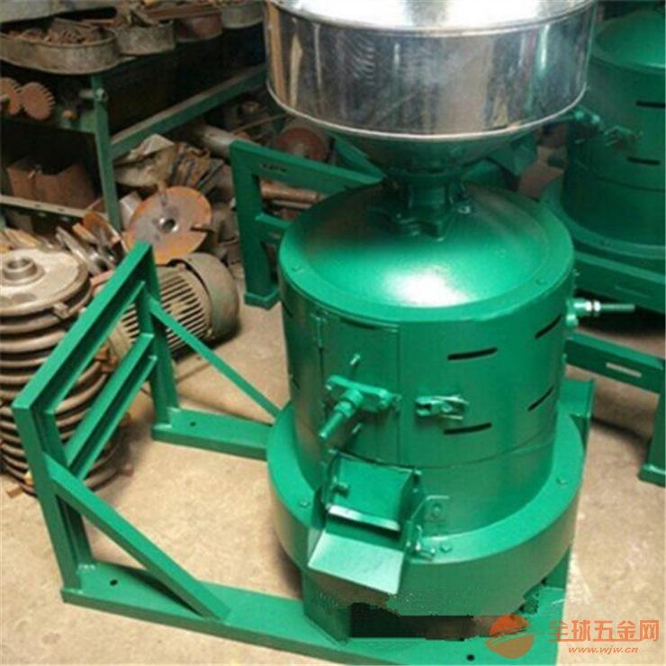 大连热销型碾米机农户水稻加工碾米机脱皮机