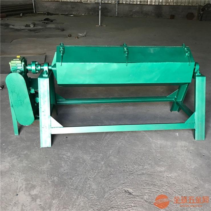 怀安县滚桶式除锈机压铸件自动去毛刺机构