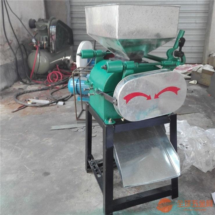 铜川小型玉米破碎机小型玉米加工机器
