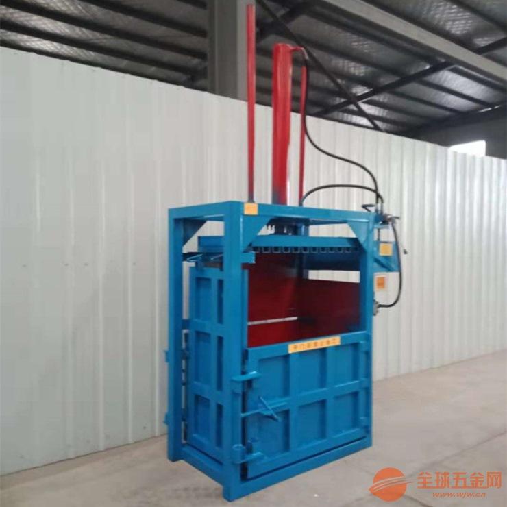 浙江80吨半自动废纸打包机