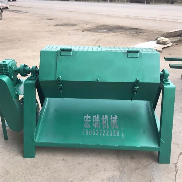 葉縣滾桶式除銹機滾筒鐵件加厚滾筒拋光機