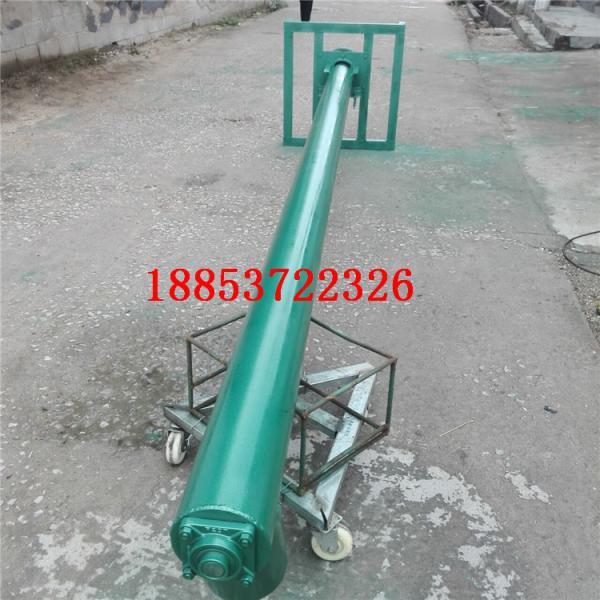 安龙县电动倾斜不锈钢上料机江门市直销米粉原料上料机