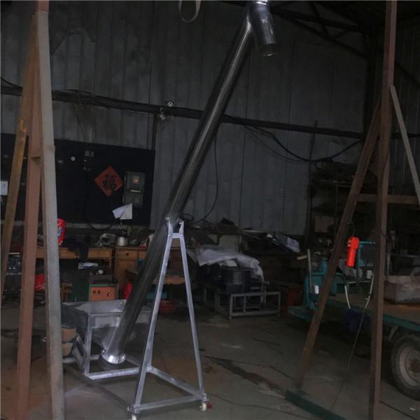 慶元縣運輸機螺旋式吸谷機吸沙機