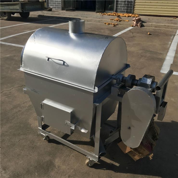 張掖炒貨機滾筒式食品烘干機