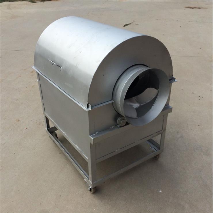 重庆炒货机不锈钢电加热炒货机