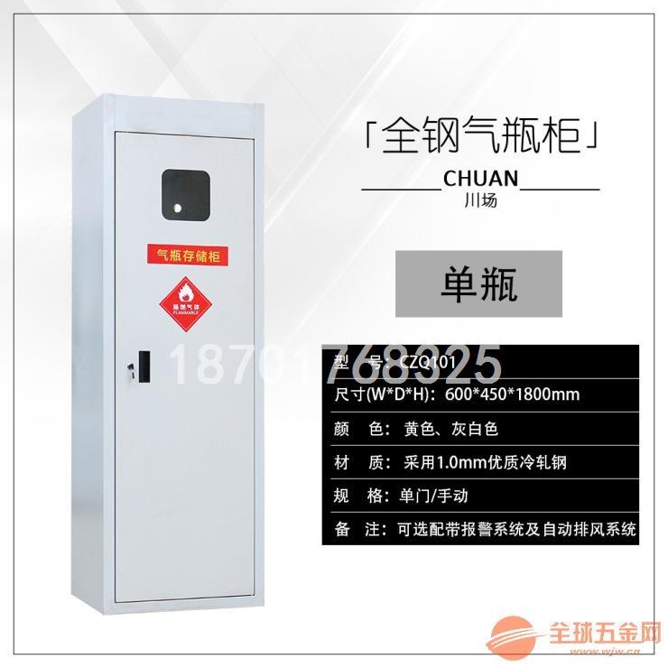 上海气瓶柜生产厂 生产1瓶气瓶柜 2瓶气瓶柜 3瓶