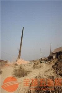 漳州砖烟囱拆除公司/欢迎访问