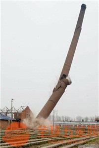 湖北拆除废弃烟囱厂家/欢迎访问