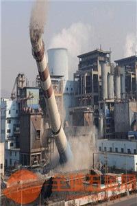 四平砖瓦厂烟囱拆除公司/欢迎访问