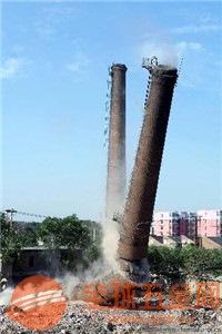 博尔塔拉人工拆除烟囱多少钱/欢迎访问