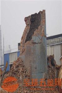 咸阳废旧烟囱拆除公司/欢迎访问