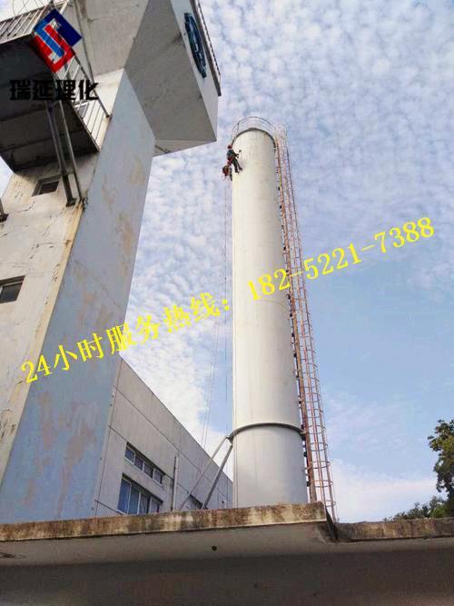 安徽80米烟囱美化公司/欢迎访问