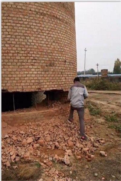 忻州水泥烟囱拆除公司/瑞延高空欢迎致电