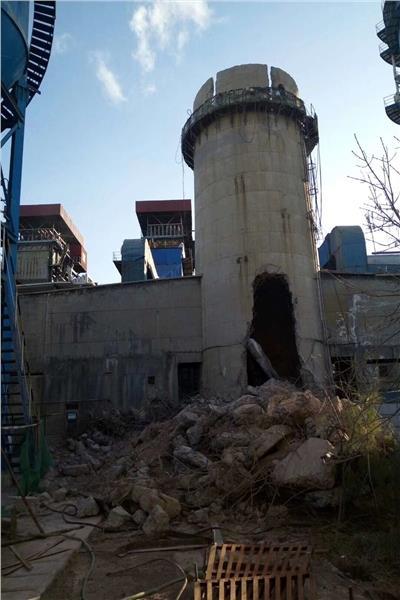 张家界拆除砖混烟囱公司