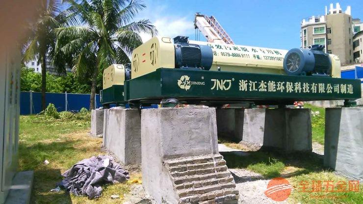 上海沙场污泥处理设备压泥设备