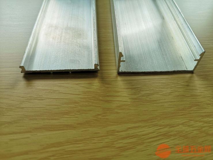 木纹55型材组合管