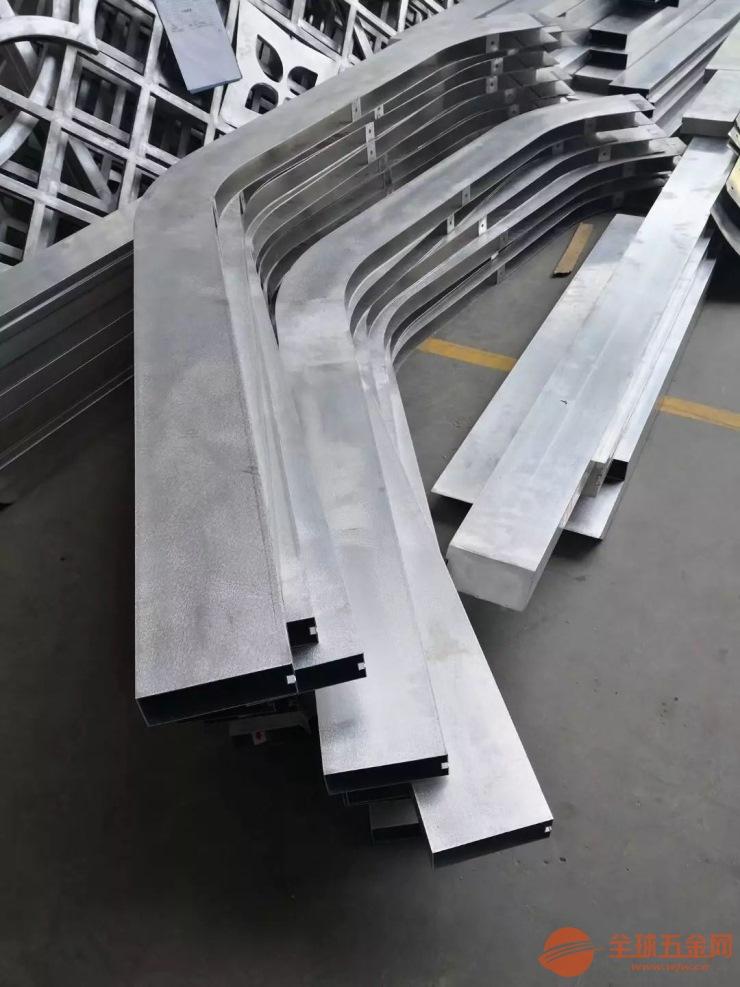 弧形铝单板方通