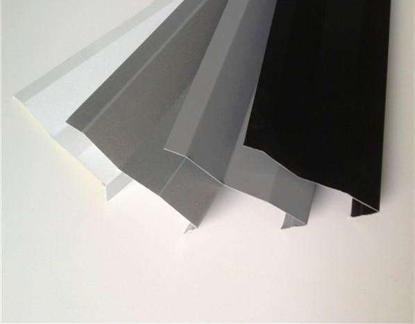 造型多边形铝格栅