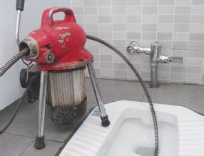 太原疏通下水道,疏通洗菜池,双塔西街疏通地漏