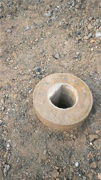 淄博雷力机械化肥打坑机果园种树施肥打坑神器快速打坑施肥多少钱