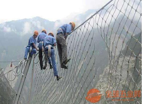 滨州被动防护网安装边坡防护网供应厂家售后服务完善
